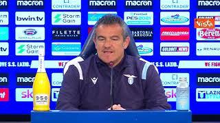 """Il viceallenatore della Lazio Farris: """"Contro il Napoli importante esame di maturità"""""""