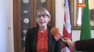 """Brexit, Morris (Ambasciatore Uk): """"Carta soggiorno elettronica consigliata a britannici in Italia"""""""