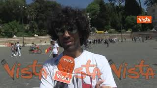 """El Hawi (Io Apro): """"Non solo ristoranti. Siamo in piazza per tutte le attività"""""""