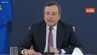 """Accordo Ue sul lavoro, Draghi: """"Fine di un lungo viaggio per tutela diritti"""""""
