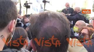 """Salvini alla manifestazione pro Israele: """"I missili meritano la condanna di tutti"""""""