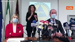 "Zaia: ""Disponibili a fare seconde dosi a turisti in Veneto"""