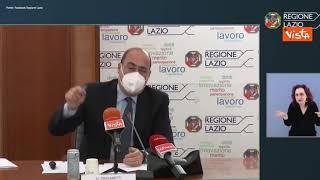 """Zingaretti: """"Regole delle scorse settimane ci permettono di guardare in modo positivo all'estate"""""""