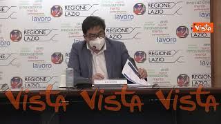 """D'Amato (Reg. Lazio): """"Lavoriamo per vaccinare maturandi 1-2-3 giugno"""""""