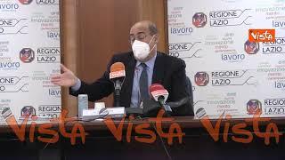 """Zingaretti: """"Misure del Governo erano giuste, ora possiamo aprire per non chiudere più"""""""