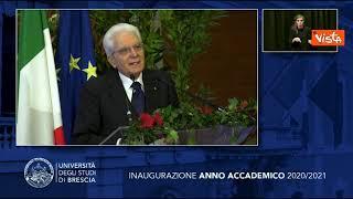 """Covid, Mattarella: """"È il momento del rilancio comune"""""""