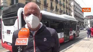 Al via le vaccinazioni per gli autisti del trasporto pubblico locale e dei tassisti a Napoli