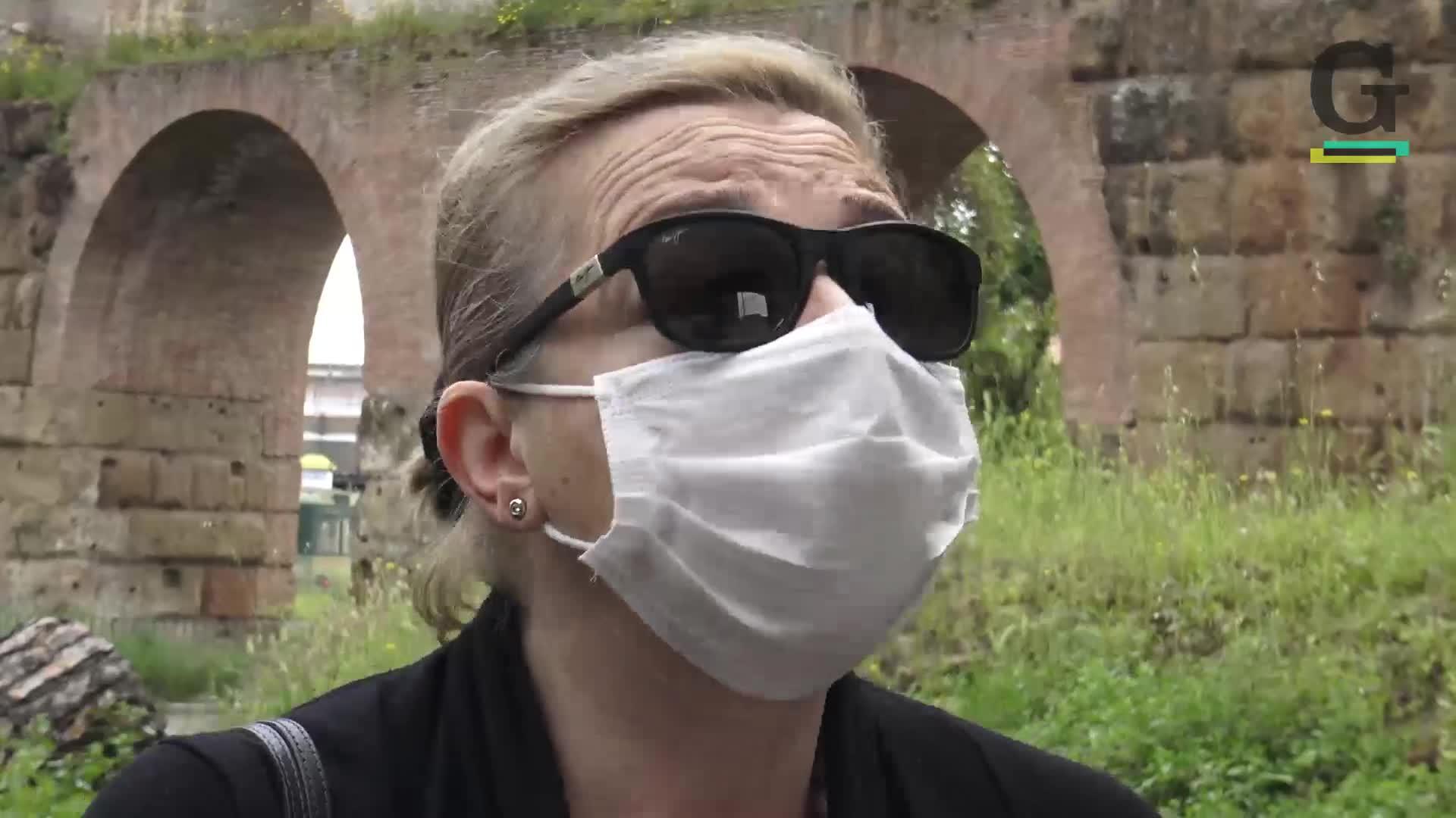 """Roma, il degrado monumentale di Porta Maggiore: """"Qui è terra di nessuno"""""""