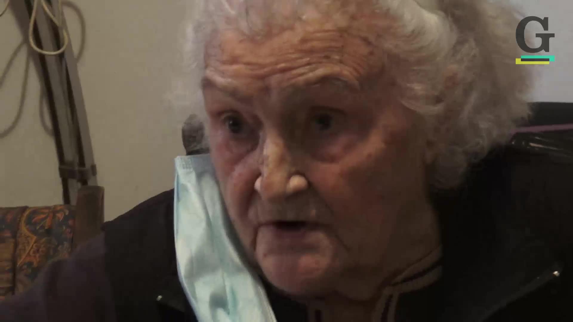 """La battaglia di nonna Lea contro il Campidoglio: """"Non morirò da abusiva"""""""