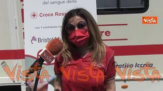 """#Donachetitorna, la Croce Rossa: """"Con un gesto anonimo e gratuito speranza per milioni di persone"""""""