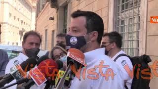 "Saman Abbas, Salvini: ""Problema è subcultura e violenza islamica. Da certa sinistra omertà"""