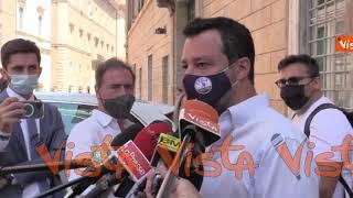 """Strage di Ardea, Salvini: """"Secondo Letta c'è problema armi in Italia? Ne spara una al giorno"""""""