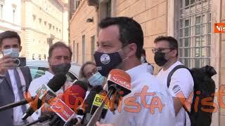 """Fisco, Salvini: """"Bloccare cartelle esattoriali per tutta l'estate. Almeno fino a settembre"""""""