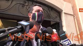 """Amministrative Calabria, Salvini: """"Sarà ticket Occhiuto-Spirlì. Altri 5 anni di buon governo"""""""