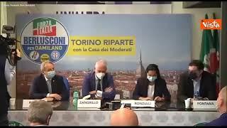 """Berlusconi: """"Con Salvini d'accordo su tutto"""""""
