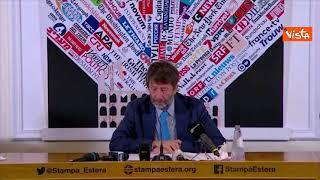 """G20, Franceschini: """"Cultura strumento formidabile di dialogo tra popoli"""""""