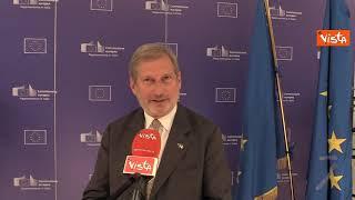 """Recovery plan, Hahn (Comm. europeo bilancio): """"Primo anticipo all'Italia tra 2-3 settimane"""""""