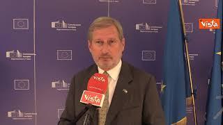 """Pnrr, Hahn (Comm. europeo bilancio): """"Piano elaborato e dettagliato. Presto primo anticipo"""""""