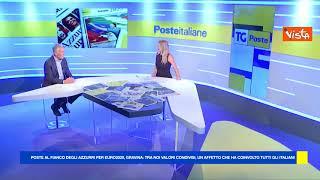 """Gravina (Figc): """"Grazie a Poste Italiane per il sostegno alla Nazionale"""""""