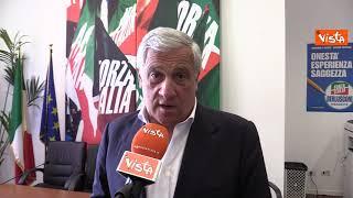 """Migranti, Tajani: """"Serve vaccinazione e green pass nei centri d'accoglienza"""""""
