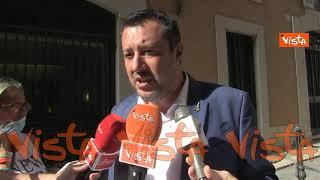 """Vaccini, Salvini: """"Mai d'accordo su obbligo per i bambini"""""""