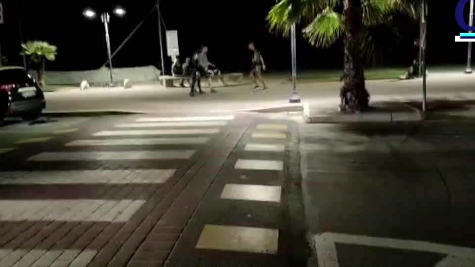 Ventimiglia: stranieri si affrontano con il coltello in mezzo alla strada