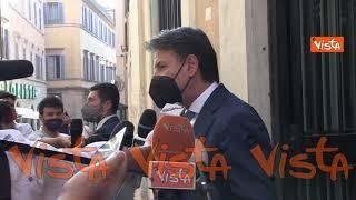 """Riforma della giustizia, Conte: """"Risultato ottenuto su mafia, terrorismo e violenze sessuali"""""""