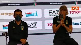 """Federica Pellegrini: """"Elezione nel Comitato Olimpico Internazionale significa stima dagli atleti"""""""