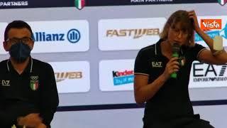 """Pellegrini eletta al Cio: """"Non ho grilli per la testa voglio rimanere nel mondo dello sport"""""""