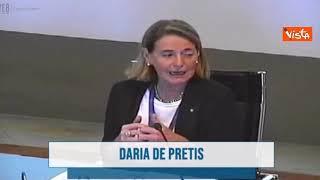 """De Pretis (giudice Corte Costituzionale): """"Mettere insieme saperi diversi per digitalizzazione"""""""