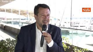 """Salvini: """"Rixi? Lo vorrei nel Governo guidato dal centro destra"""""""