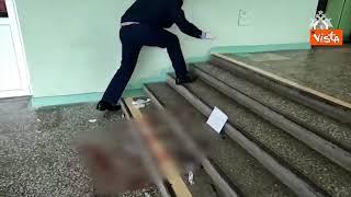 Sparatoria all'università di Perm in Russia, almeno 8 morti. Ecco i rilievi della Polizia