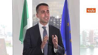 """Afghanistan, Di Maio: """"Italia capofila per aiutare donne e ragazze"""""""
