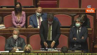 """Renzi: """"Voteremo riforma Cartabia con convinzione"""""""