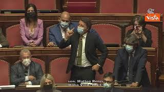 """Renzi: """"Sinistra ha immaginato di trarre vantaggio da vicende giudiziarie che colpivano la destra"""""""