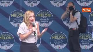 """Green pass, Meloni: """"Cittadini non sono sudditi"""""""