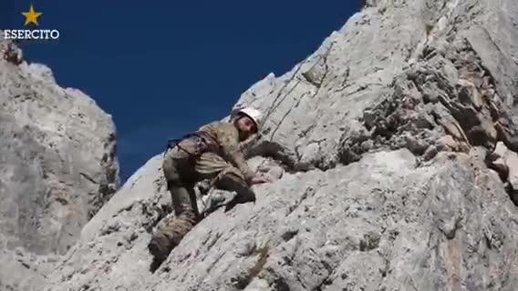 Vertigo 2021, l'ultima esercitazione degli Alpini