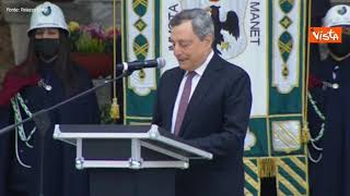 """Terremoto de L'Aquila, Draghi: """"Ricordare è un dovere"""""""