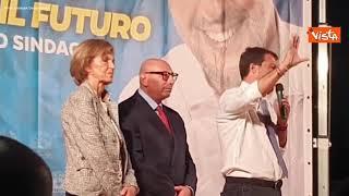 """Salvini: """"Nella vita si può sbagliare, importante è rialzarsi"""""""