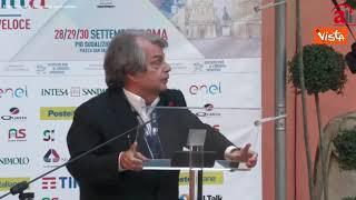 """Brunetta: """"Posso solo che ringraziare Giuseppe Conte per aver affrontato anni pandemia"""""""