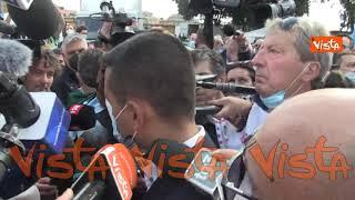 """Di Maio alla manifestazione antifascista di Roma: """"Risposta di popolo a difesa Costituzione"""""""