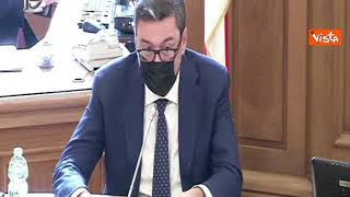 """Acciaio, Giorgetti: """"Concorrenza sleale Cina e India a scapito produzione Ue"""""""