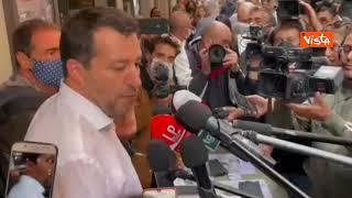 """Centrodestra, Salvini: """"Amministrative insegnano che divisioni e litigi non pagano"""""""