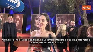 """Eternals, Angelina Jolie: """"Per prepararmi lavoro fisico e interiore"""""""