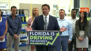 """Il Governatore della Florida contro Fauci: """"Ha finanziato ricerche sui Coronavirus a Wuhan"""""""