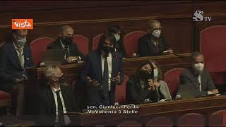 """Ddl Zan, Perilli (M5s): """"No al voto segreto, metteteci la faccia"""""""