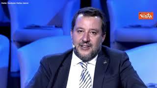 """Quirinale, Salvini: """"Ho nomi in testa, ma ne parliamo a febbraio"""""""