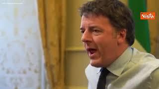 """Renzi: """"Ddl Zan fallito per arroganza e incapacità di Pd e 5Stelle"""""""