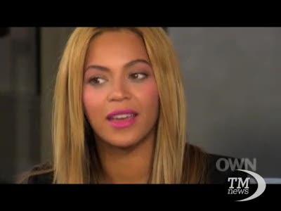 Beyoncé si racconta nel salotto di Oprah Winfrey