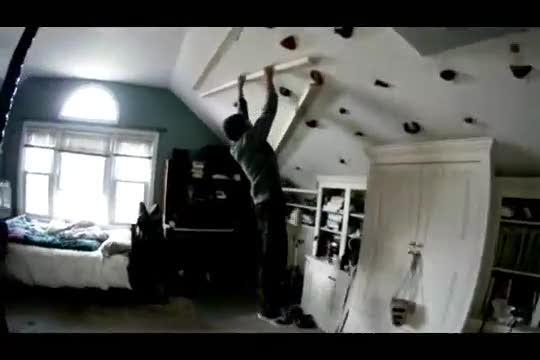 La camera di un ninja? Ecco come è fatta!